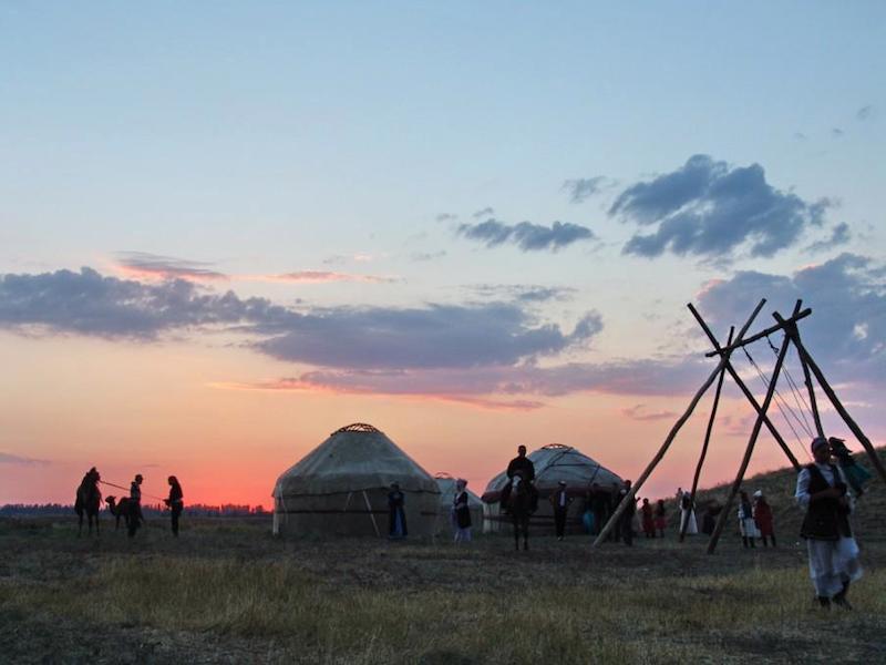yurt by Vlad Ushakov