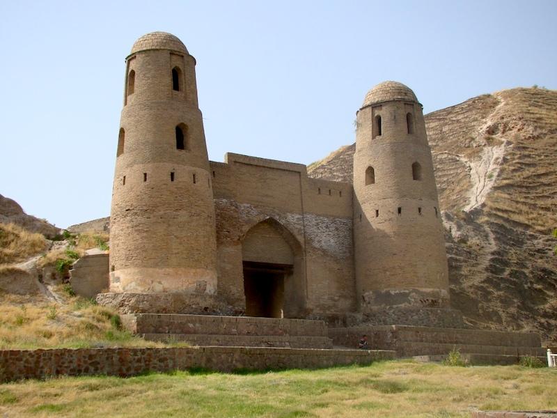 Крепость Гиссар