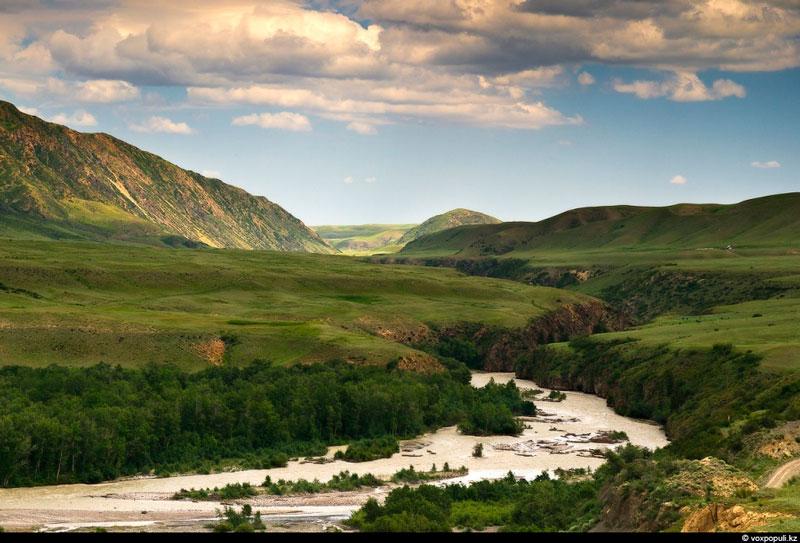 Chilik River