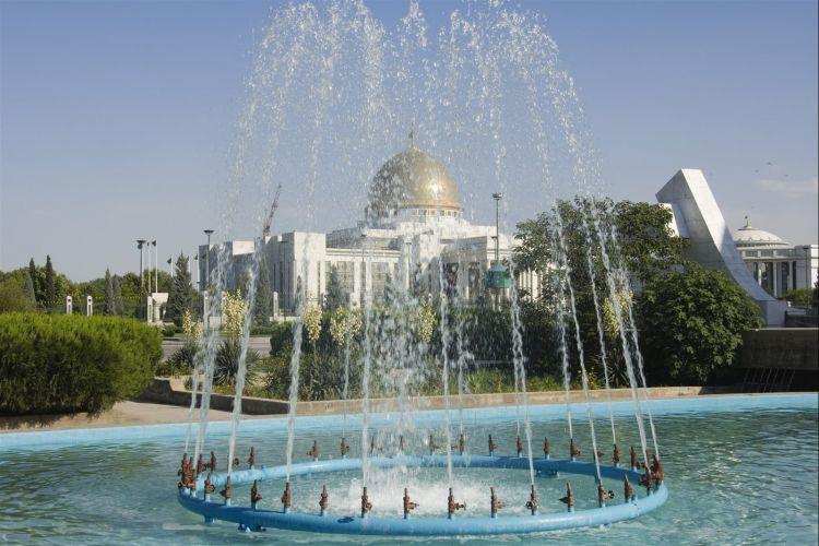 Oguzhan-Palace-President-of-Turkmenistan