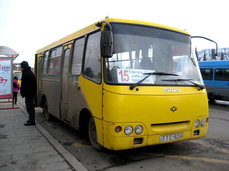 Tbilisi - bus 2