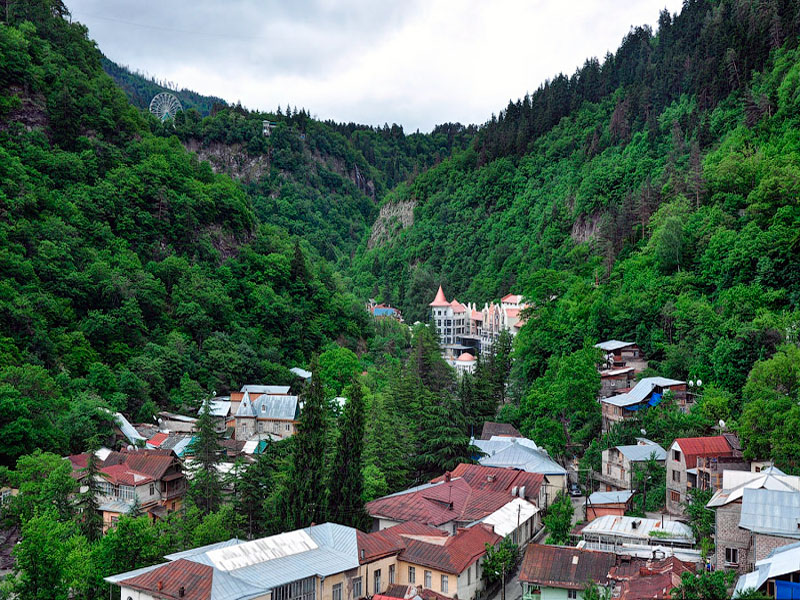 Borjomi Georgia  city pictures gallery : Visit Georgia famous resort Borjomi for unforgettable holidays!