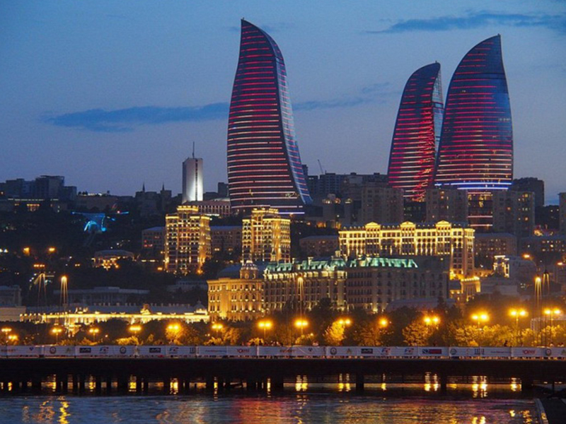 Azerbaijan Tourism Potential In Brief Silk Road Explore