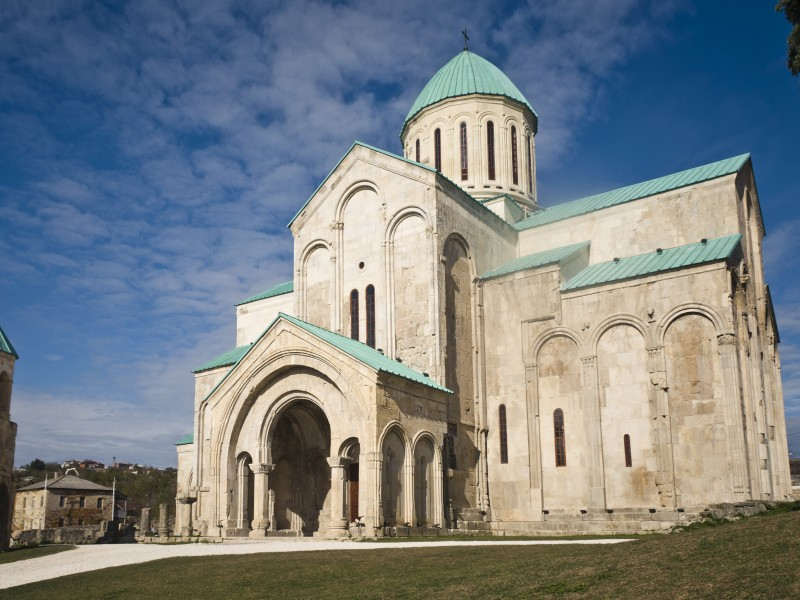 Bagrati_Cathedral_Kutaisi