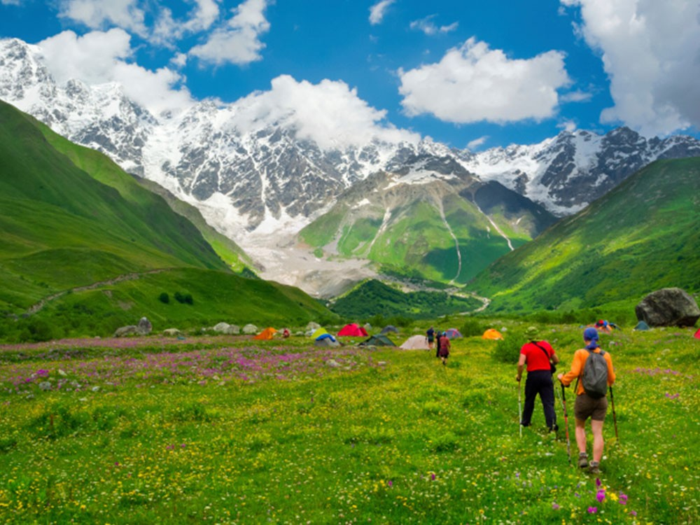 What Offers Georgia For Tourists As Souvenirs Silk Road