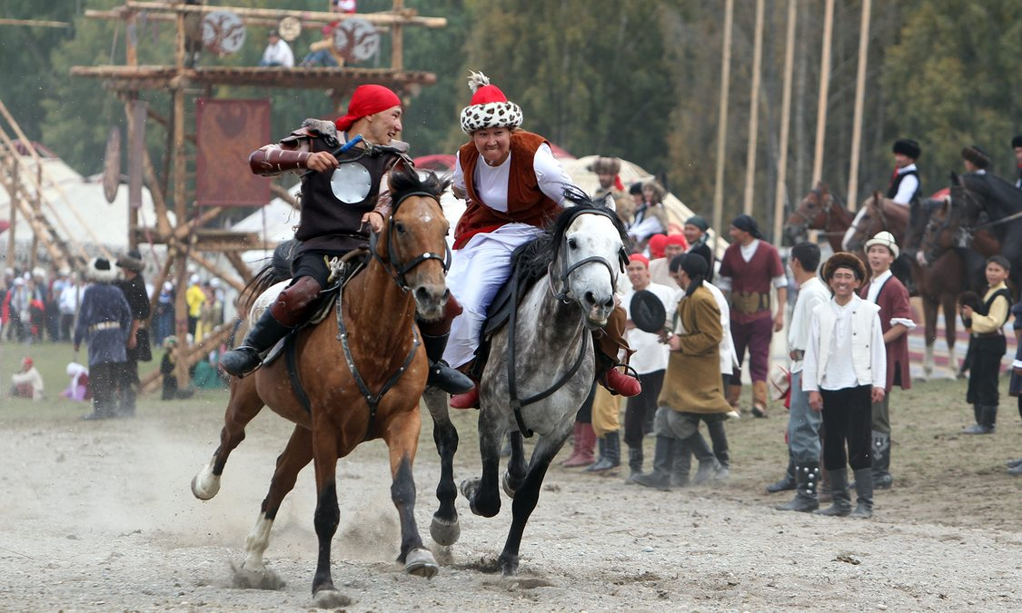 Completion of the Second World Nomad Games | Silk Road Explore