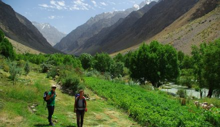 pamir mountains silk road - photo #23