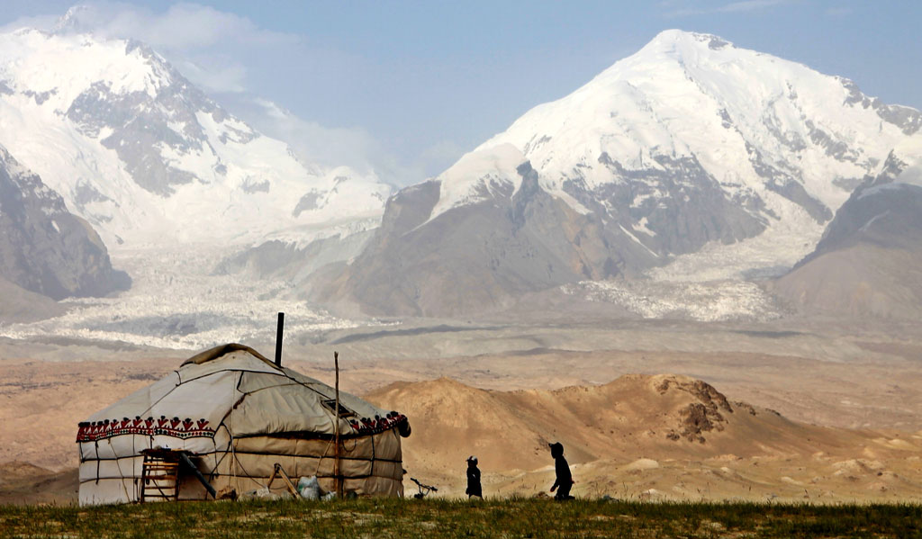 pamir mountains silk road - photo #5