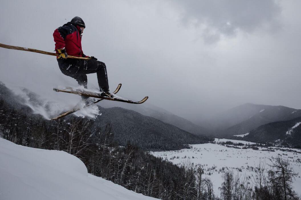 Skiing in Kazakh Altai | Silk Road Explore