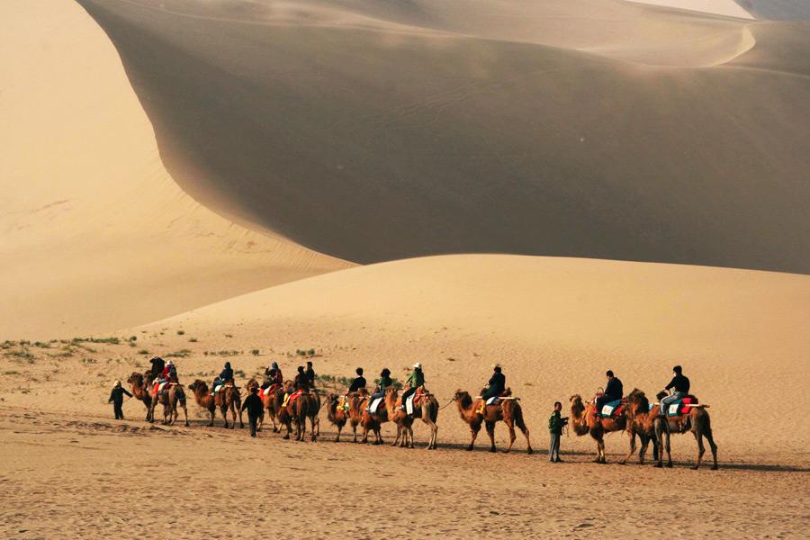 Silk Road Bike Tour